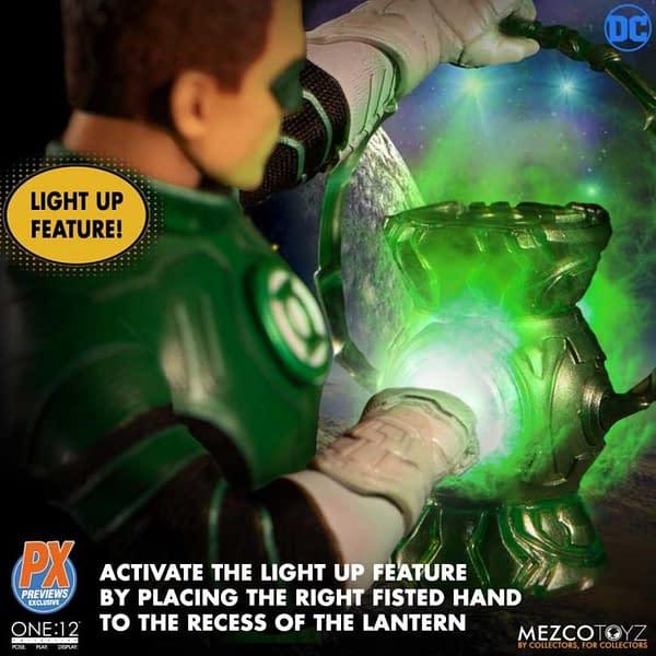 One 12 Collective Previews Exclusive Green Lantern Hal Jordan 7