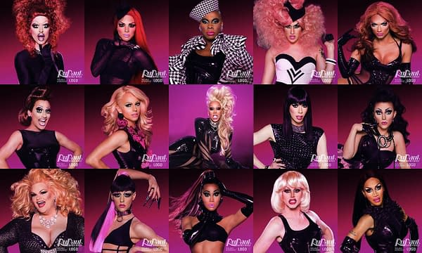 Meet the cast of RuPaul's Drag Race season 6, courtesy of Logo TV.