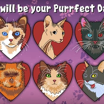 Ever Wish You Could Take Your Cat On A Date Now You Can With Purrfect Date