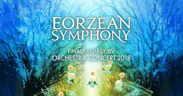 For the First Time Ever, the FFXIV Eorzean Symphony leaves Japan