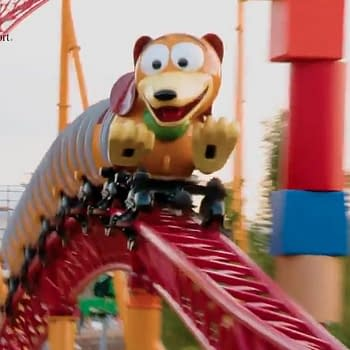 Check out the Progress on Toy Story Land at Shanghai Disneyland