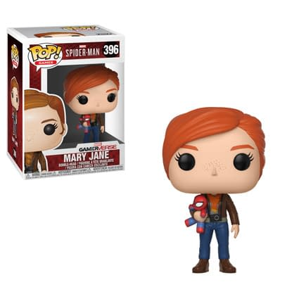 Funko Spider-Man Mary Jane