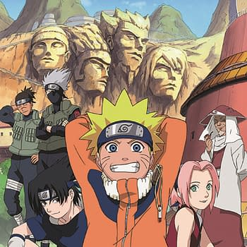 Funimation VIZ Media Bringing Original Naruto Series to Streamer