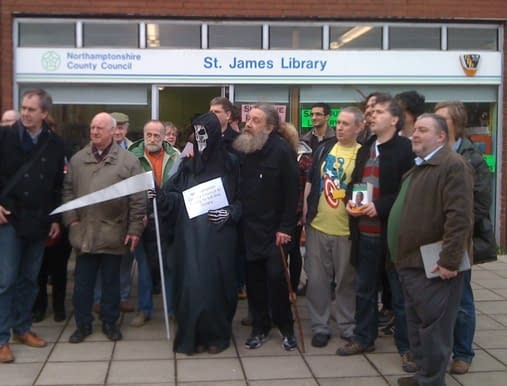 Northampton Council Reverses Decision To Cut Library Funding