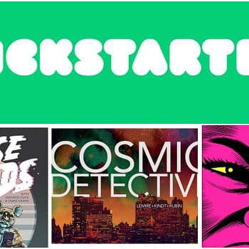 Three New Comics Projects On Kickstarter