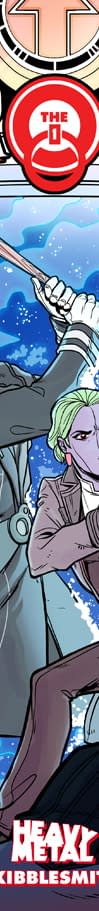 Aliens Lasers And Billionaire Industrialists &#8211 The Doorman #1 Reviewed