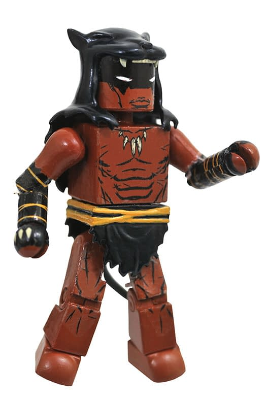 Avengers 1,000,000 Minimates Black Panther