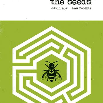 Ann Nocenti and David Ajas The Seeds Will Be Published in August by Berger Books