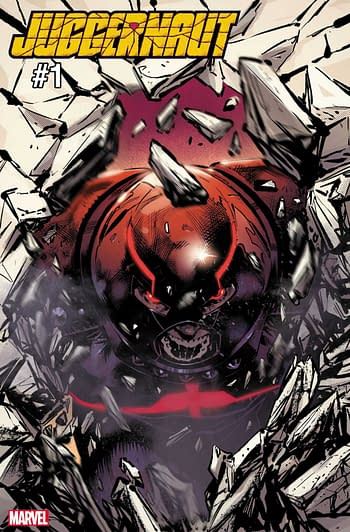 Fabian Nicieza and Ron Garney Launch New Juggernaut Series at Marvel in May