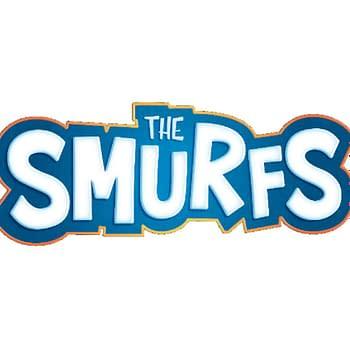 The Smurfs Main Logo