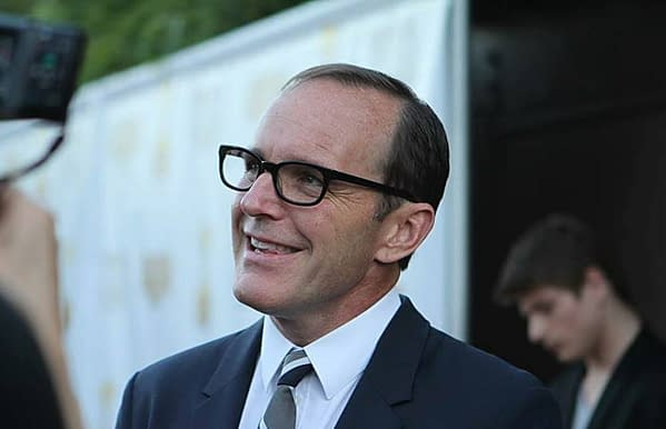 Agents of SHIELD clark gregg