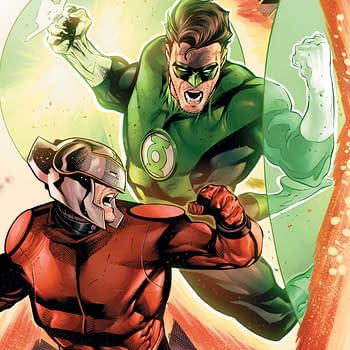Hal Jordan And The GL Corps #26 Review: Here Comes Dark Knight Metal