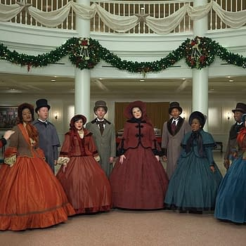 Watch: Get into the Holiday Spirit with Epcots Voices of Liberty