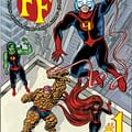 Fraction Bagley And Allred Confirmed On Fantastic Four And FF &#8211 And Introducing Miss Thing