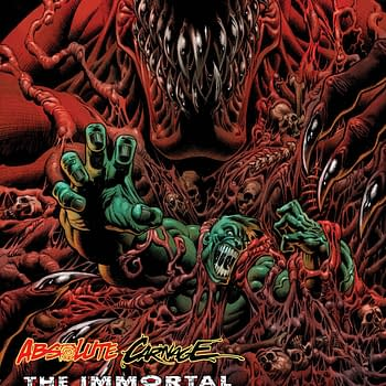 Absolute Carnage: Immortal Hulk, Joker/Harley, HOXPOX and Spawn Top Advance Reorders