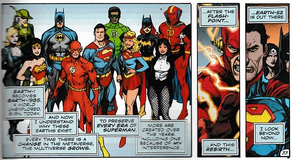 The Future Of The DC Universe - According to Doomsday Clock #12 (Spoilers)