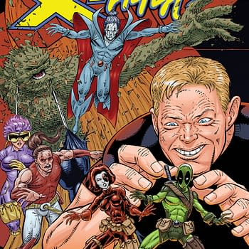 Rob Liefeld Will Not Sign The X-Liefelds #1 or Keenspot Spotlight