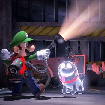 """Luigi's Mansion 3"" Co-Op is Shared-Screen Insanity"