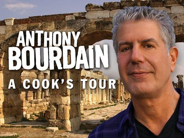 The Essential Bourdain: A Cook's Tour Season 1, Vol 1
