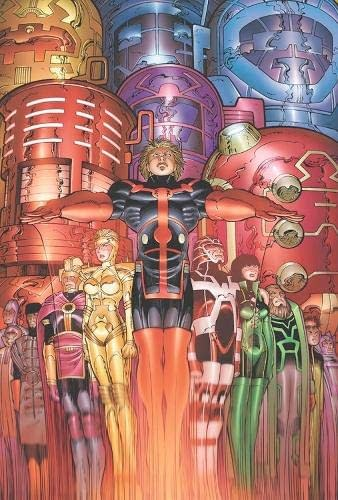 Four Eternals Collections From Marvel in Time For the Movie