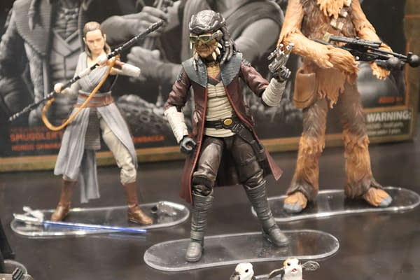 56 Pics From the Star Wars Celebration Hasbro Booth