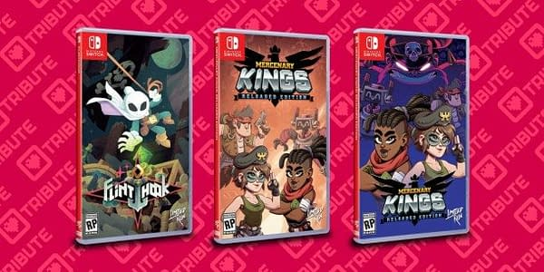 Indie Platformers Flinthook and Mercenary Kings are Coming to the Switch