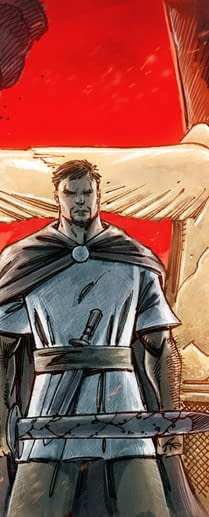 Rob Liefeld And Matt Horak Create The Covenant For 2015