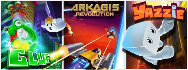 Yazzie, GLUF, and Arkagis Revolution all make their way to the SEGA Genesis, courtesy of Mega Cat Studios.
