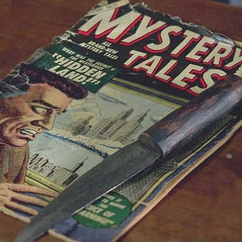 mystery tales comics