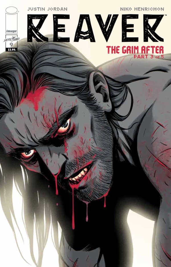 Reaver #9 Review: Escalated Rather Quickly
