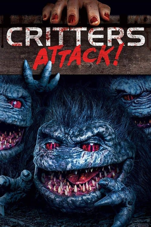 Dee Wallace Talks Critters Attack! : Roundtable Video