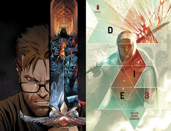 "Is ""Once & Future"" #3 Is Bigger Than ""Die"" #3? The Kieron Gillen Wars of 2019 Continue"