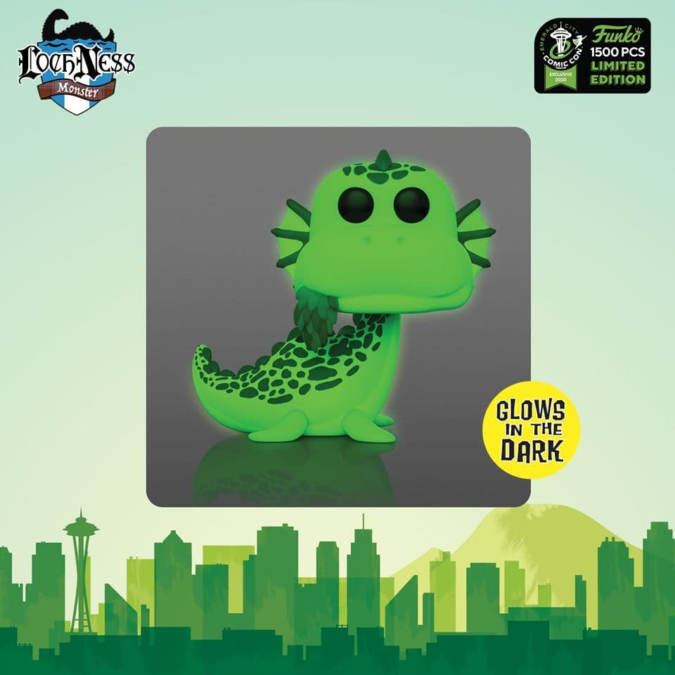 Funko Emerald City Comic Con Reveals - Hanna Barbara and PEZ