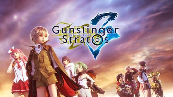 "Square Enix Will Bring ""Gunslinger Stratos"" To PC"