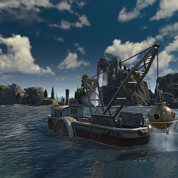"""Anno 1800"" Gets New ""Sunken Treasures"" DLC From Ubisoft"