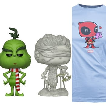Funko Round-Up: Metallica Cereal Pop Pez Grinch Deadpool and Spider-Man