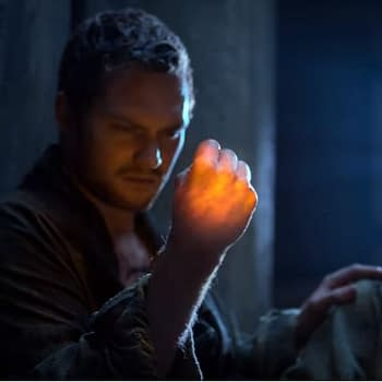 Marvels Iron Fist: Danger Hits Close to Home for Danny in Season 2 Trailer Poster