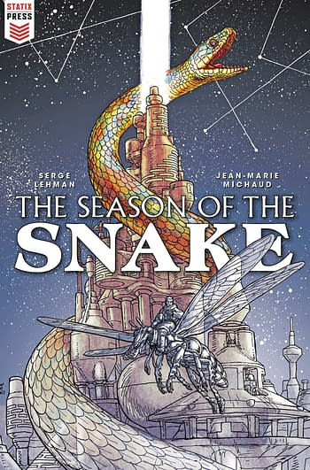 The Season Of Criminals, Psi-Lords, And Snakes