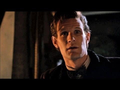 First Teaser For The Doctor Who Christmas Special