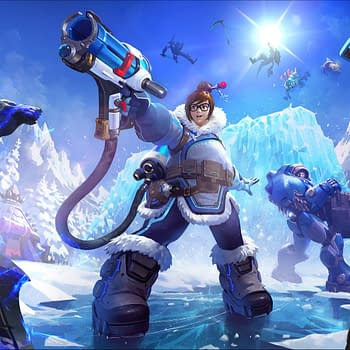 Overwatch's Mei Joins Heroes Of The Storm