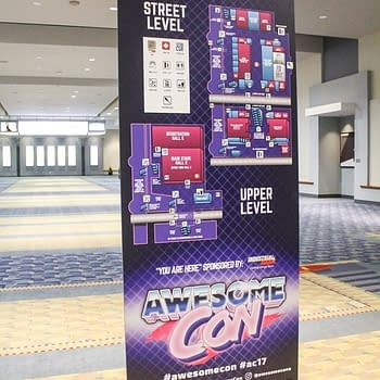 Day One Of AwesomeCon 2017! Cosplay! Mommy Rooms!