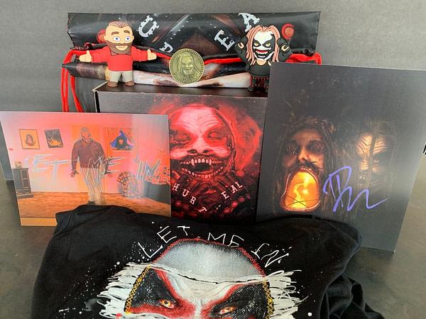 La WWE Shop a vendu la boîte de collection du Fiend il y a quelques semaines.
