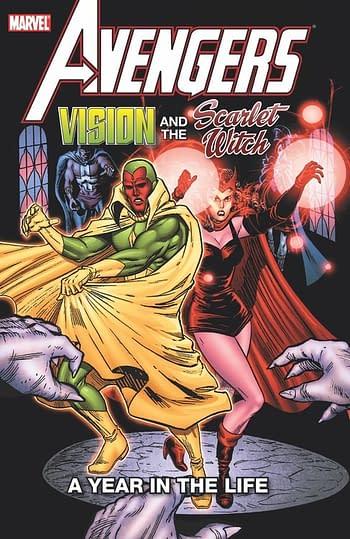 Marvel Comics Prepares For Wanda Vision In December.