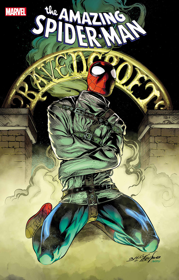POSTER 11x16 spiderman green goblin