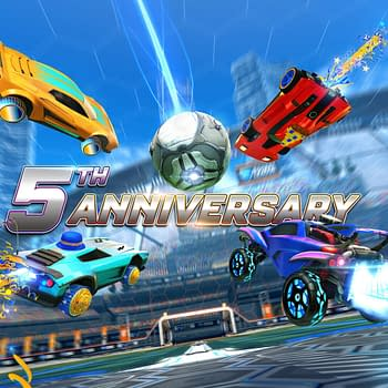 Rocket League Will Launch Their 5th Anniversary Event On June 30th