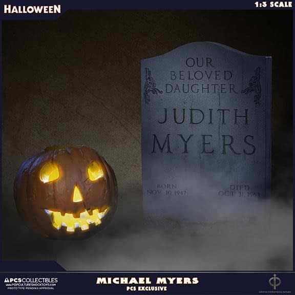 Halloween Michael Myers PCS 11