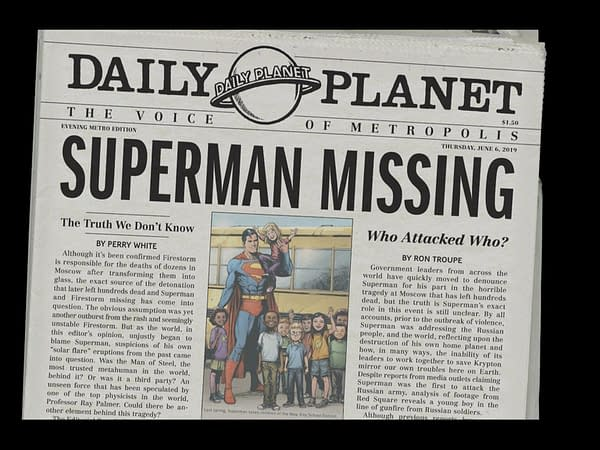 Did Dr Manhattan Read Civil War Before Doomsday Clock #8?