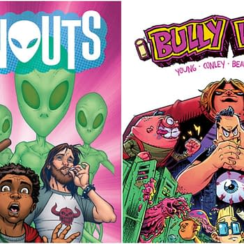 Image Comics Previews: Burnouts by Dennis Culver and Geoffo Bully Wars by Skottie Young and Aaron Conley