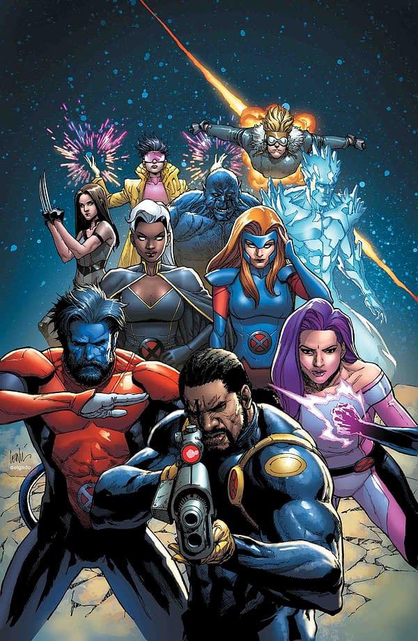 Marvel's Jordan White Spoils the Last Panel of Uncanny X-Men #1 for #XMenMonday