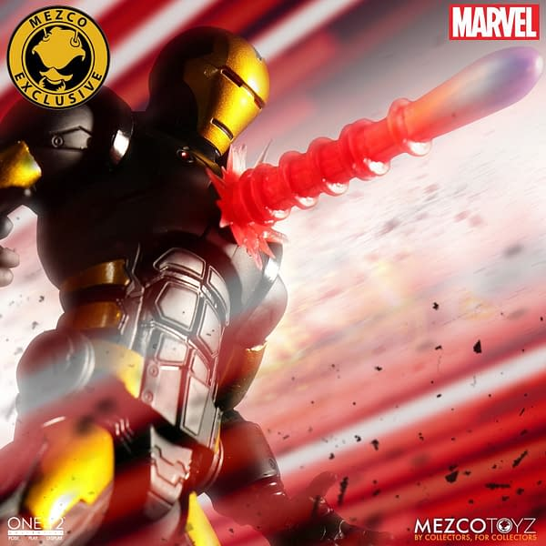 One 12 Collective Mark 42 Iron Man 6